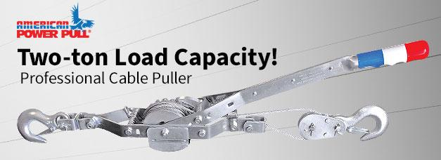 American Power Pull Cable Puller