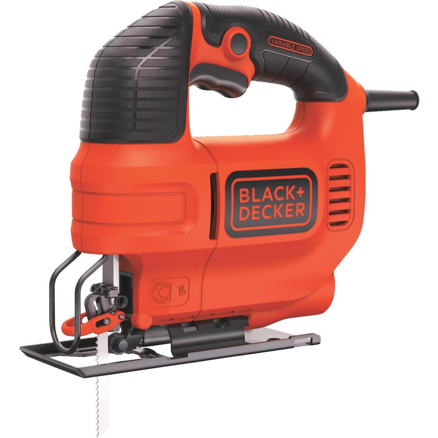 Black & Decker 4.5A 0 to 3000 SPM Jig Saw Image 3