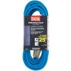 Do it Best 25 Ft. 14/3 Industrial Outdoor Extension Cord Image 1